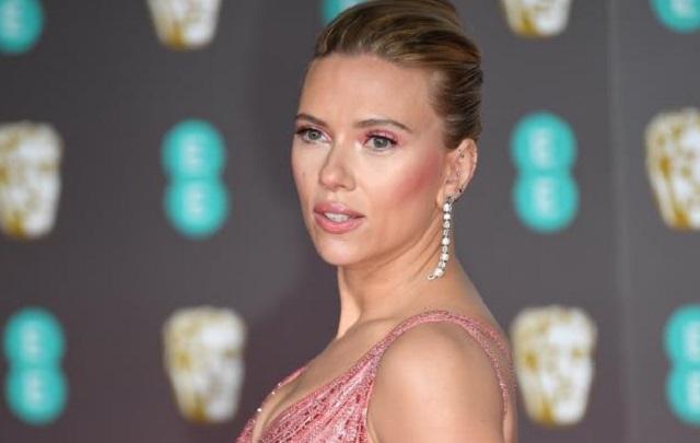 La actriz estadounidense Scarlett Johansson. Foto: EFE / EPA/Neil Hall / Archivo