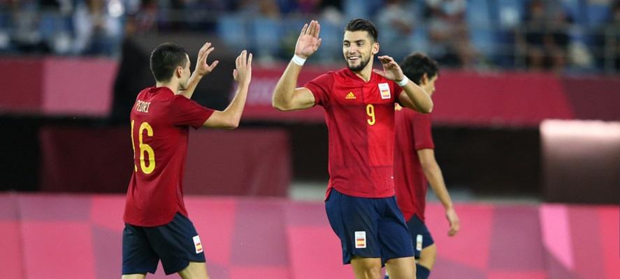 España se enfrentará a Japón en la semifinal el siguiente martes. Foto Cortesía: @FIFAcom