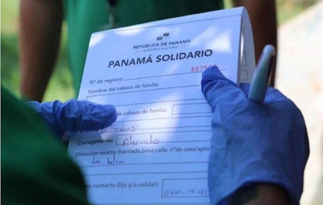 En septiembre será cuando se verificará si aquellos beneficiarios del Plan Panamá Solidario cumplen con los requisitos. Foto: Archivo