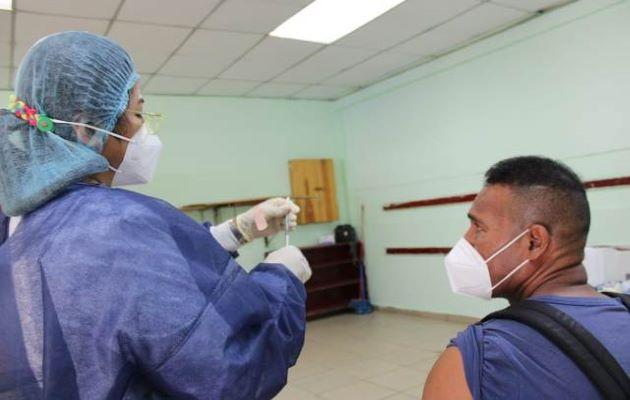 En total en julio llegaron a Panamá 1,506,960 dlosis de la vacuna Pfizer contra la covid-19. Foto: Grupo Epasa