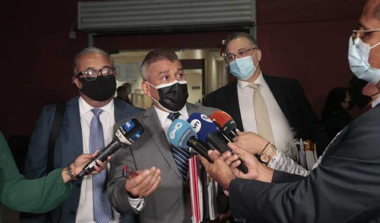 Los abogados de Ricardo Martinelli aseguran que en su momento atacarán las pruebas viciadas. Foto: Víctor Arosemena