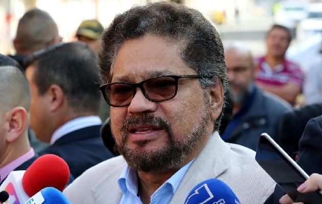 Orden de captura internacional contra el jefe de las disidencias de las FARC por homicidio y desaparición forzada. Foto: EFEa