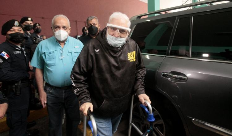 Ricardo Martinelli ha señalado en reiteradas ocasiones ser inocente. Víctor Arosemena