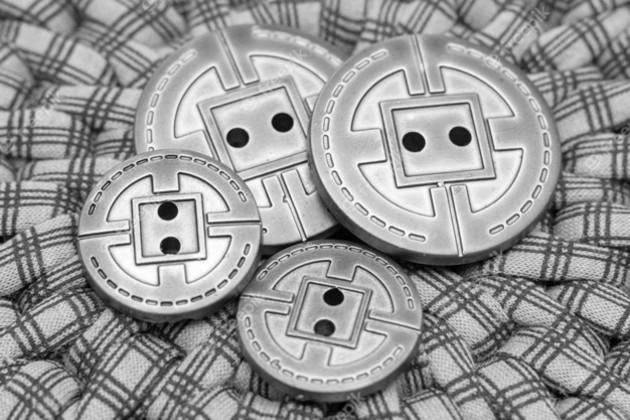 La colección de botones es producto de donaciones, entre un 50 a 70%, o por la adquisición en mercaditos de cosas antiguas. Foto Ilustrativa: Freepik.