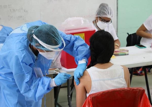 El proceso nacional de vacunación en Panamá comenzó el 20 de enero de 2021. Foto: Cortesía Minsa