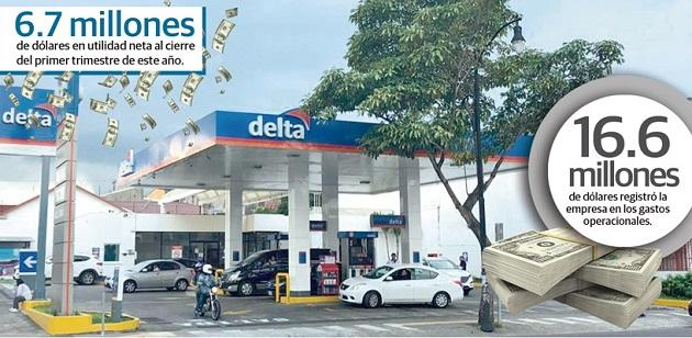 El pasado mes de julio Moody's Local PA degradó la calificación de riesgo a Petróleos Delta a EQL2+.pa desde EQL1+.pa.