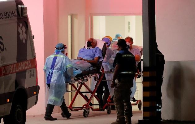 Panamá refuerza control de vigilancia epidemiológica en todos los puntos de entrada, aéreo, marítimo y terrestre para evitar la propagación de esta nueva variante. Foto: EFE