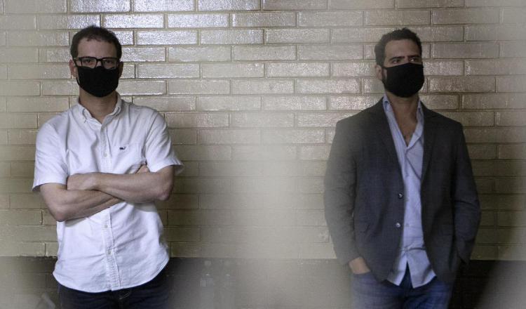 Los hermanos Martinelli Linares se mantienen detenidos de forma ilegal en Guatemala desde el 6 de julio de 2020. Foto: Archivo