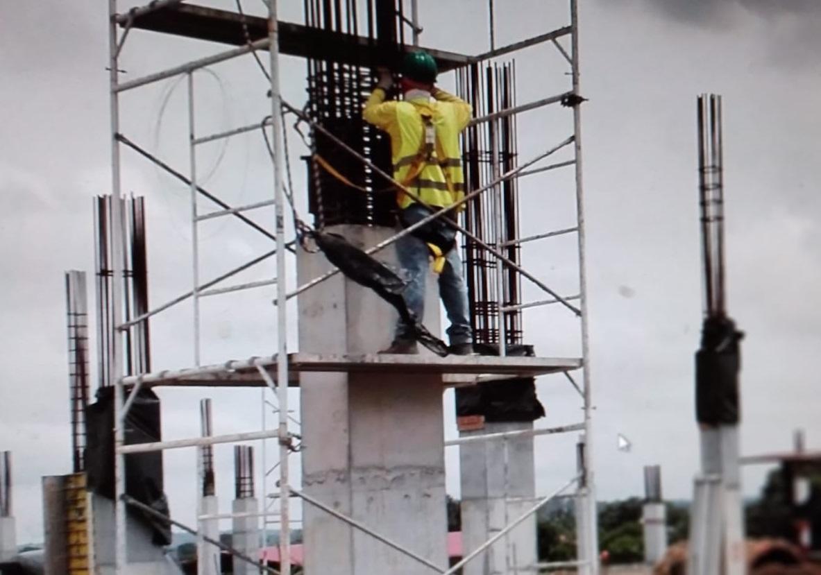 La recuperción se observa principalmente en el sector inmobiliario. Foto: Eric A.Montenegro