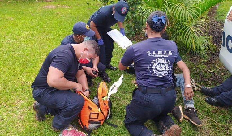 En Veraguas fue donde más heridos fueron atendidos.