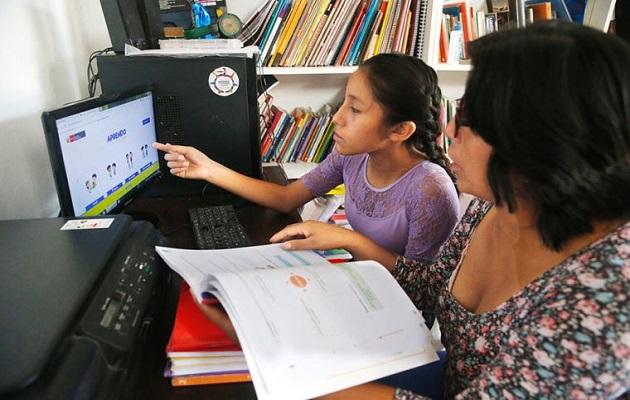 La educación en casa funciona en muchos países de la región. Foto ilustrativa