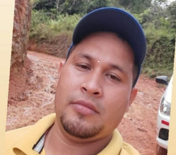 El cabo segundo de la Policía Nacional, Willy Alexander Espinoza, desapareció desde el pasado viernes. Foto: José Vásquez