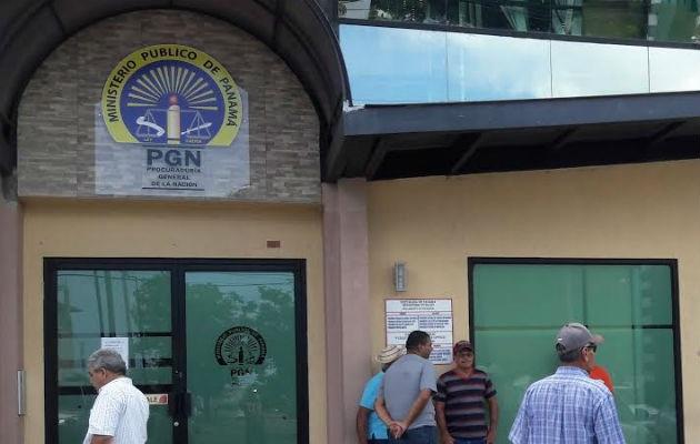 El Ministerio Público ante el Juez de Garantías, validó el acuerdo de pena. Foto: Archivo Ilustrativa