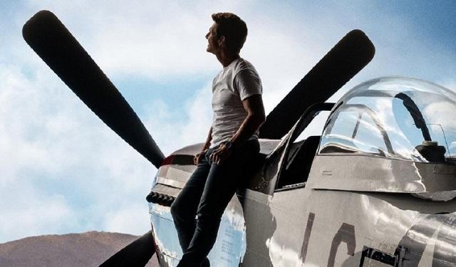 'Top Gun: Maverick'. Foto: Instagram / @topgunmovie