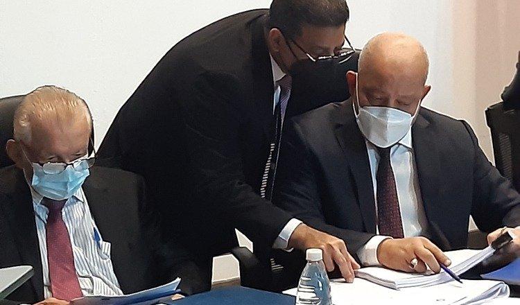 Los diputados cuestionaron que los magistrados del Tribunal Electoral se hayan retirado del debate de las reformas electorales. Foto: Grupo Epasa