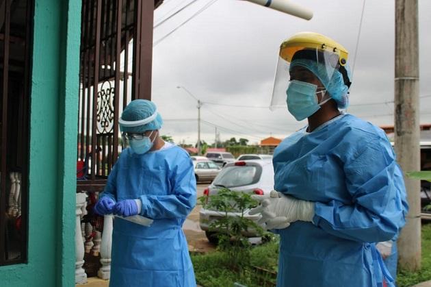 Panamá detectó el primer caso comunitario de la variante delta en un menor de 14 años, a principios del pasado mes de agosto. Foto: Cortesía Minsa