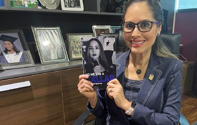 La diputada Zulay Rodríguez presenta su libro 'No me van a Callar
