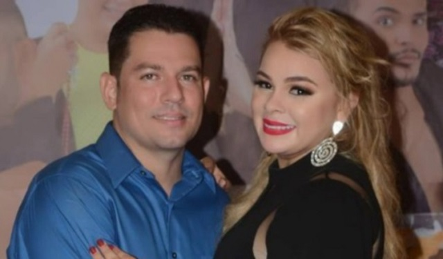 Margarita Henríquez y Jorge Bustavino. Foto: Instagram