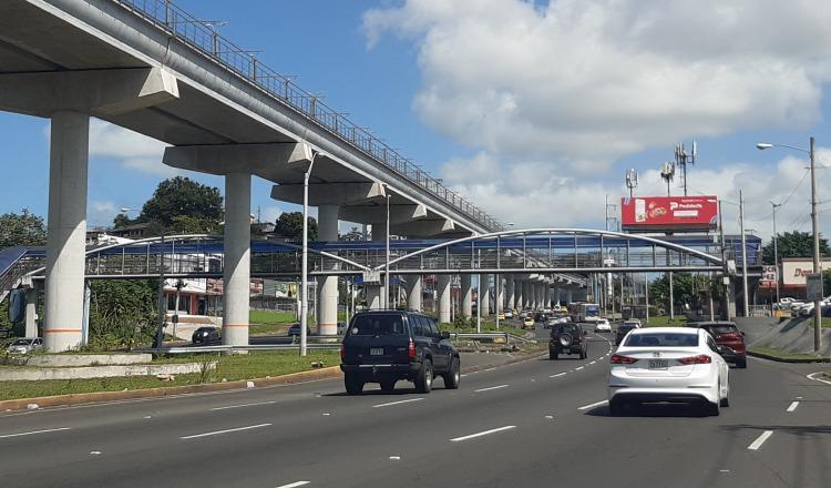 El proyecto busca agilizar el tráfico en el este de la capital. Foto Archivo
