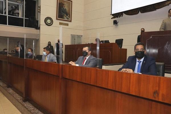 El documento fue aprobado en tercer debate. Foto: Cortesía Asamblea Nacional