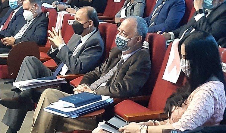 Los magistrados del Tribunal Electoral decidieron retirarse de la discusión de las reformas, luego de aprobado el primer bloque. Foto: Francisco Paz