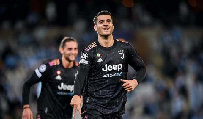 Juventus triunfó como visitante 3-0 ante el Malmo. Foto Cortesía: @juventusfcen