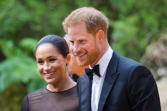 Príncipe Harry y Meghan Markle. Foto: Archivo / EFE