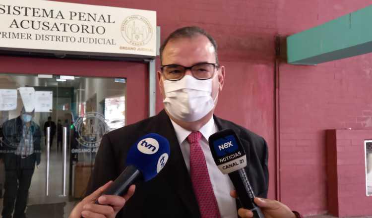 La defensa de Ricardo Martinelli sostiene que la fiscalía no está siendo leal. Foto: Víctor Arosemena