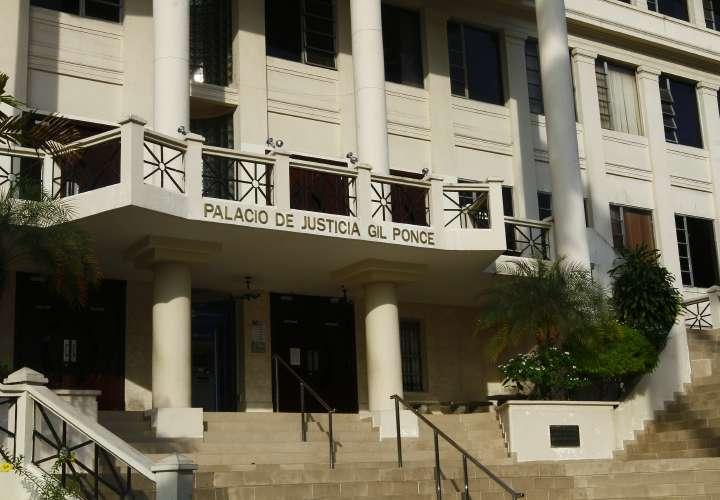 Palacio de Justicia, Gil Ponce. Archivo
