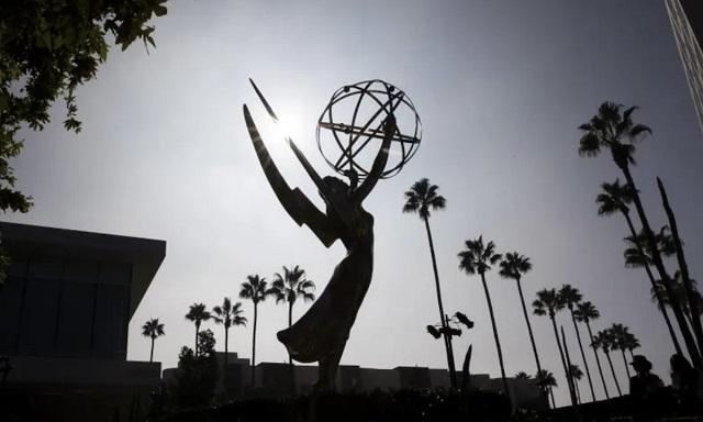 La 73 edición de los Emmy certificó el cambio estructural que afronta la pequeña pantalla. Foto: EFE / Caroline Brehman
