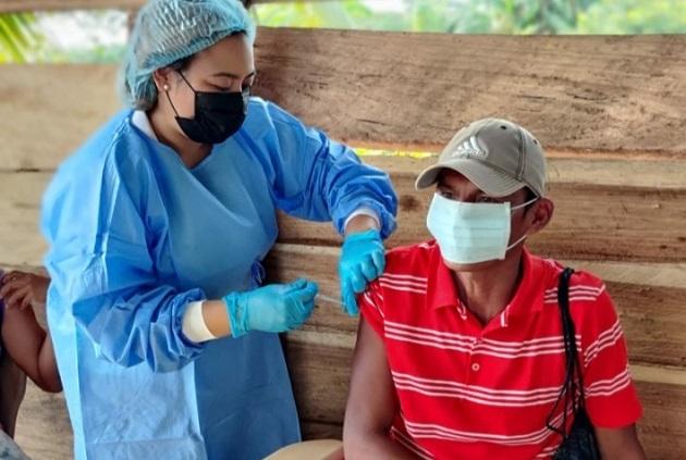 Hasta hoy, en Panamá se han aplicado 5,350,317 dosis de las vacunas contra la covid-19. Foto: Cortesía Minsa