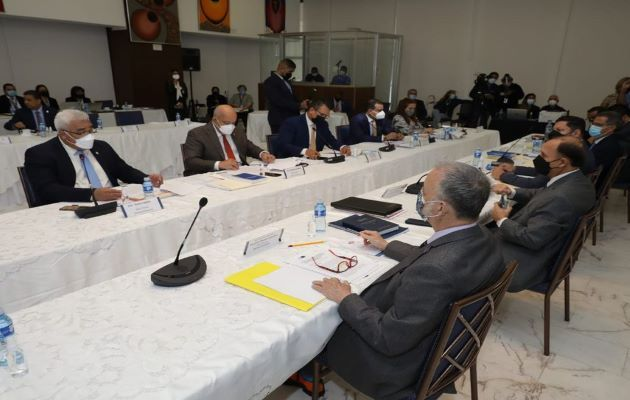 La mesa técnica que revisa las reformas electorales está conformada por miembros de la Asamblea Nacional y del Tribunal Electoral. Foto: Grupo Epasa