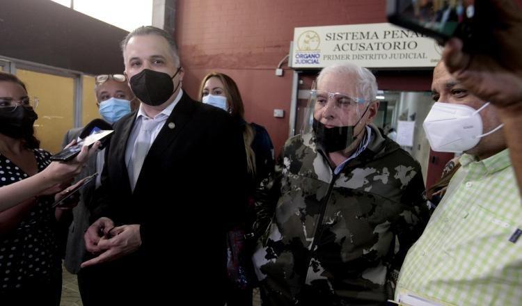 El expresidente Martinelli y su defensa aseguran que la verdad saldrá a flote, a pesar de que la fiscalía trata de impedirlo. Víctor Arosemena