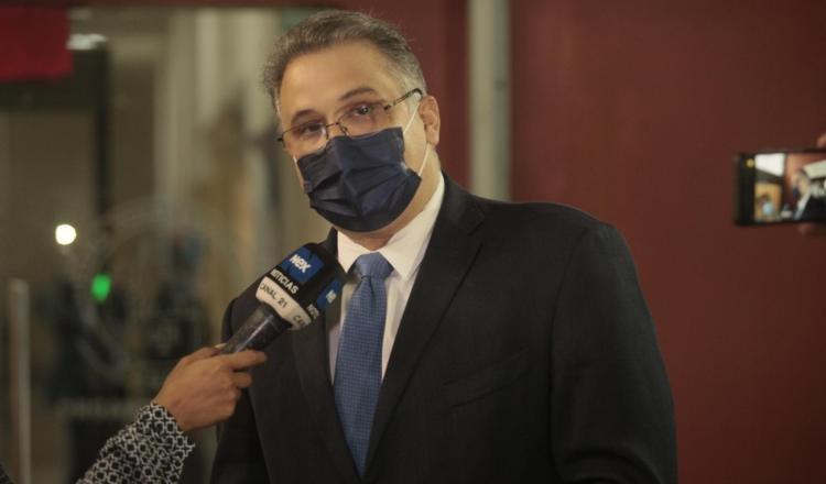Alfredo Vallarino, presidente de la Asociación de Abogados Penalistas de Panamá (AAPP) es ha quien le corresponderá contrainterrogar al testigo protegido. Víctor Arosemena