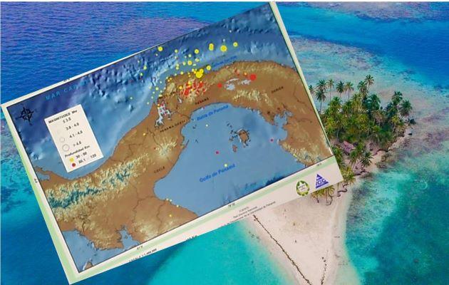 La profundidad de un sismo atenúa  la energía con la que se propaga un tren de onda. Foto: Cortesía Geociencias