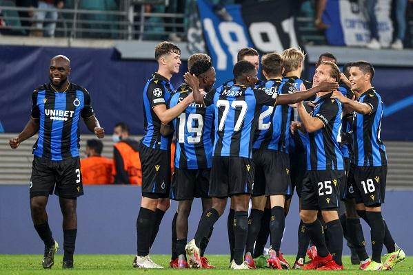 El Brujas se llevó la victoria por 2-1 ante el Leipzig. Foto: EFE
