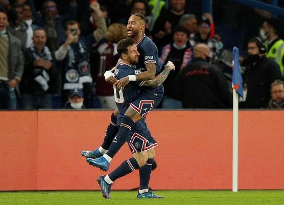 Paris Saint-Germain derrotó al Manchester City 2-0. Foto: EFE