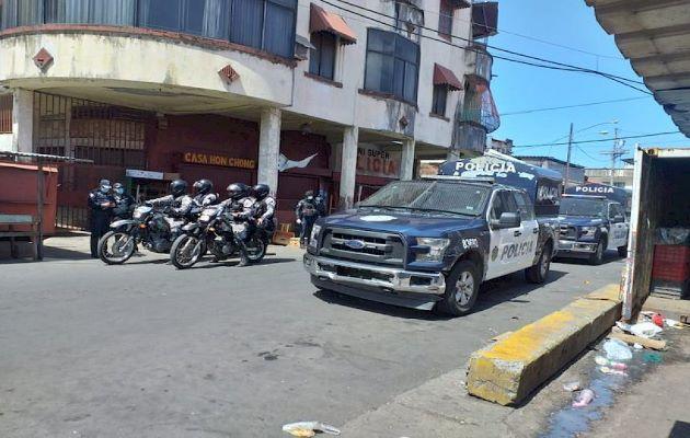 Desde este 4 de octubre se levanta el toque de queda en Arraiján, La Chorrera, David, Bugaba y Dolega. Foto: Grupo Epasa