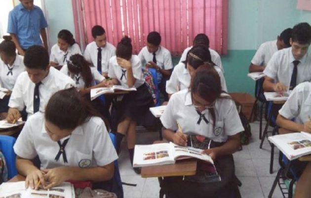 El Meduca estima que las clases para el 2022 sean 100% presenciales. Foto: Grupo Epasa
