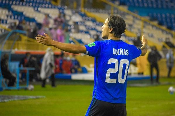 El Salvador intentará neutralizar este miércoles a la mejor línea ofensiva del octogonal final de la Concacaf. Foto Cortesía: @Concacaf
