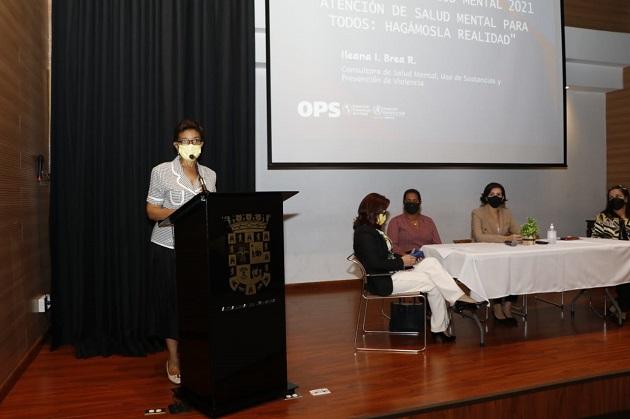 """Hoy se realizó un seminario denominado """"Atención de Salud Mental para todos: Hagámoslo Realidad"""". Foto: Cortesía Minsa"""
