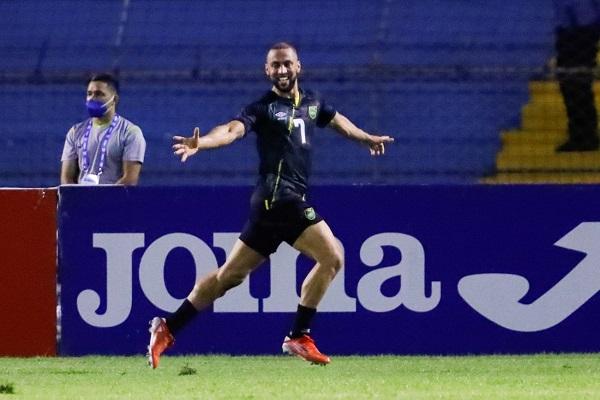 Jamaica derrotó a Hondura 2-0 en condición de visitante. Foto: EFE
