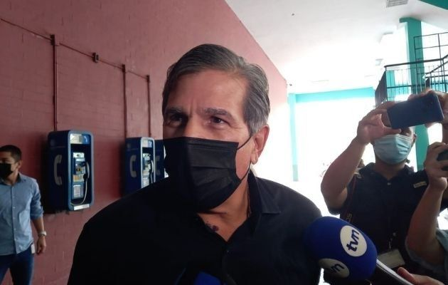 El exdiputado José Luis 'Popi' Varela actuó como testigo en contra de Ricardo Martinelli. Foto: Grupo Epasa