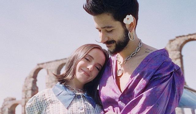 Evaluna y Camilo. Foto: Instagram