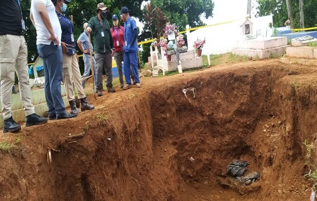 Ministerio Público trata de esclarecer la cifra de muertos durante invasión militar de EE.UU. a Panamá. Foto: Cortesía Ministerio Público