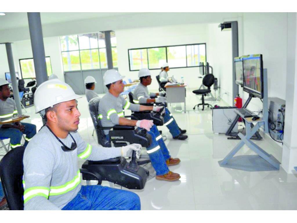 El Inadeh impartirá 6,000 cursos en el 2020 para generar empleo. Foto/Archivo