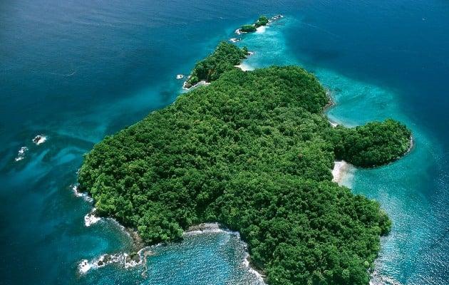 Islas Panamá. Cortesía:ATP