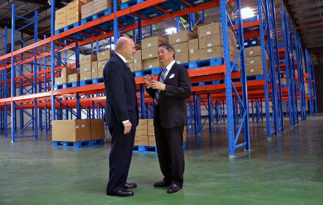 La nueva bodega de acopio y distribución de la empresa japonesa empleará inicialmente unas 15 personas en la Zona Libre de Colón.