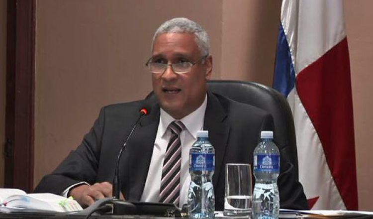 Jerónimo Mejía fue nombrado por Martín Torrijos Espino, a finales de 2007. Foto de archivo