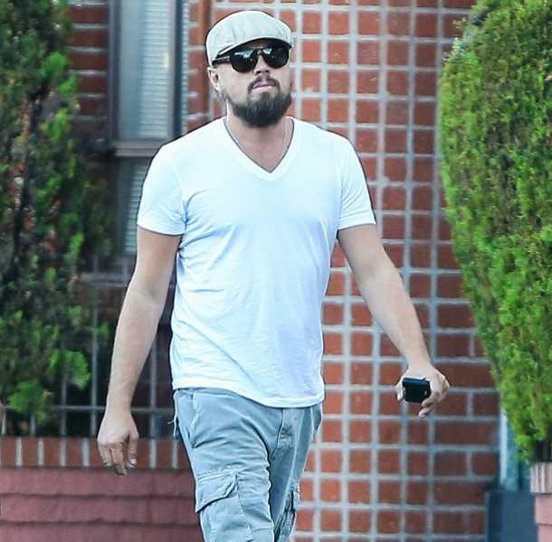 Leonardo DiCaprio sigue cambiando de 'look'